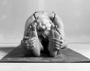 """""""Traue Deiner Intuition.""""-Marisa Robel, Yogalehrerin"""
