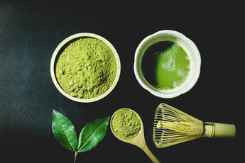 Healthy in Green - Matcha-Experimente DIY