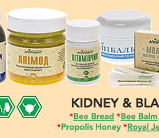 Health of Kidney & Bladder kit