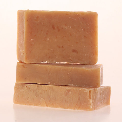 Orange Jazz Soap