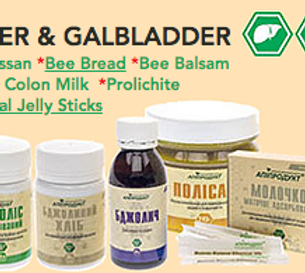 Health of the Liver & Gallbladder kit