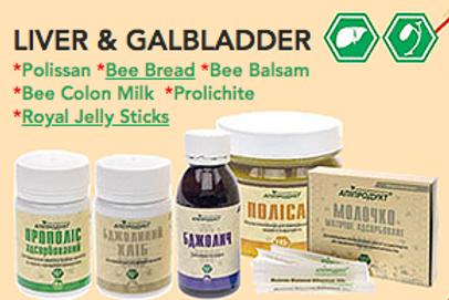 Health of the Liver & Gallbladder kit