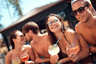bigstock-Company-Of-Happy-Friends-Drink-
