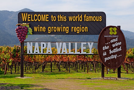 """Napa County is a county located north of San Pablo Bay in the northern portion of the U.S. state of California.Napa County, once the producer of many different crops, is known today for its regional wine industry, rising to the first rank of wine regions with France by local wineries Stag's Leap Wine Cellars and Chateau Montelena winning the """"Judgment of Paris"""" in 1976."""