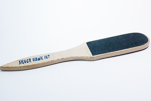 Wooden Foot File