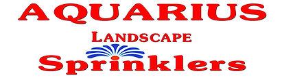 Aquarius Landscape Sprinklers