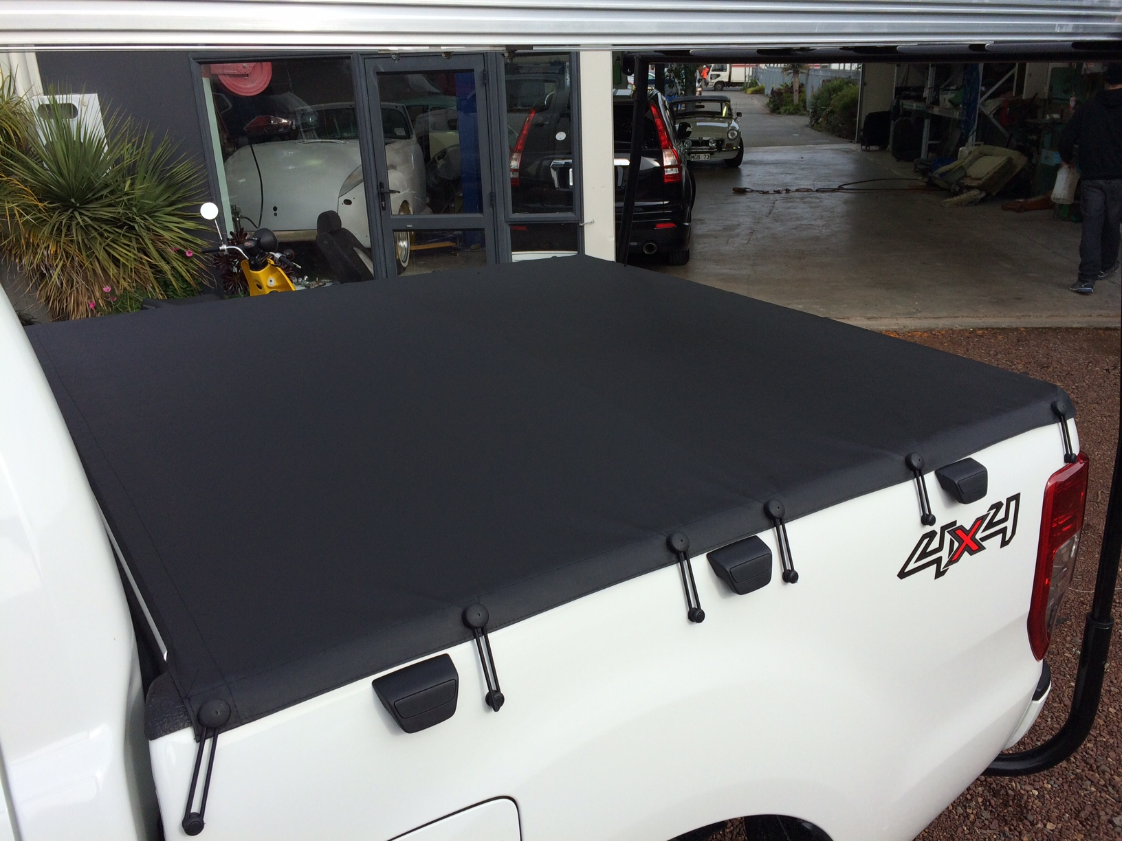 Ford Ranger Cover Repairs
