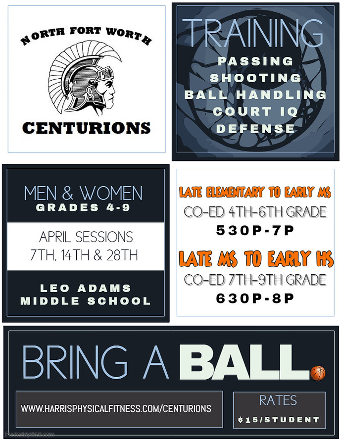 Copy of BASKETBALL FLYER - Made with Pos