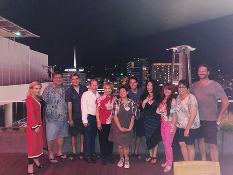 Hawaii Senate roundtable at W Hotel