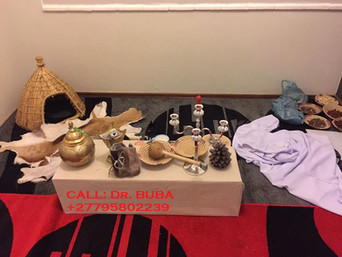 Dr. BUBA: Is unique herbalist healer like no other. His regarded by many as the best healer of this