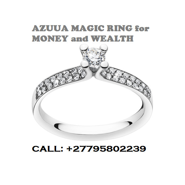 27795802239'' POWERFUL AZUUA MAGIC RING FOR WEALTH in Tembisa