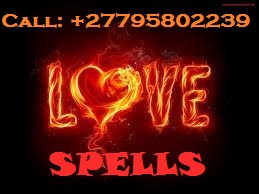Best Lost love Spells Caster and Powerful Traditional Healer
