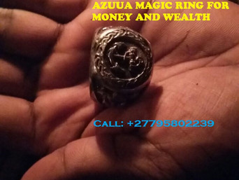 ''+27795802239'' POWERFUL AZUUA MAGIC RING FOR WEALTH in Sandton, Johannesburg, South Africa and Wor
