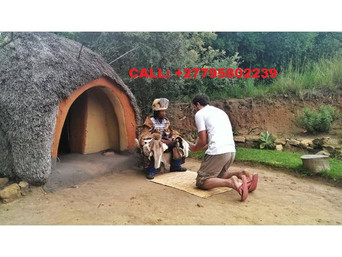 +27795802239 BEST TRADITIONAL HEALER / SANGOMA in Brits, Brits Central, Broederstroom, Buffelsfontei