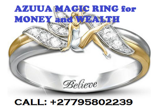 27795802239'' POWERFUL AZUUA MAGIC RING FOR WEALTH in Sharpeville