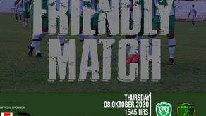 Emzee fc travels to putrajaya as they play Immigration Fc in their first match since the pandemic
