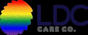 LDC Care Logo PRIDE Horizontal.png