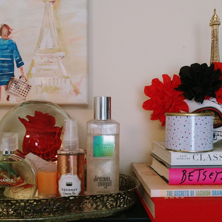 My Fragrance Collection