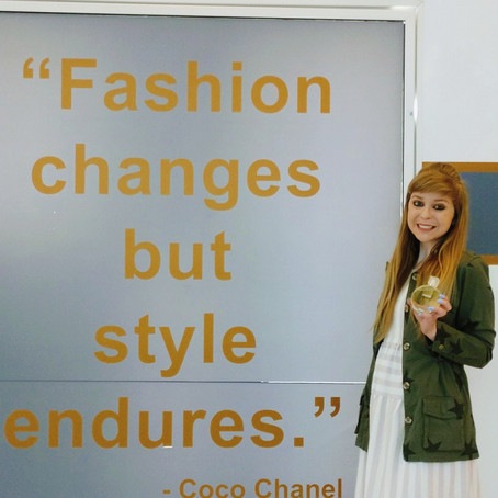 Chanel Chance Eau Fraiche Review