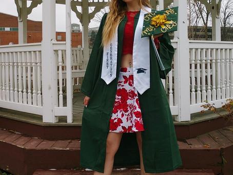 Graduation Lookbook