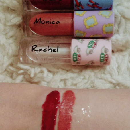 Revolution {Friends} Lip Gloss Review
