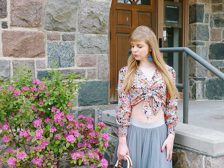 How To Style A Crop Top
