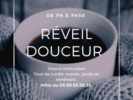 Réveil Douceur