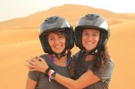 L'vie au Trophée roses des sables