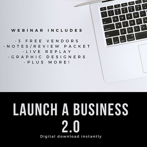 Launch A Business 2.0 Replay ( 3 FREE Vendors)