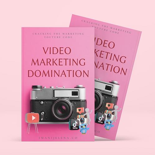 Video Marketing Domination Ebook