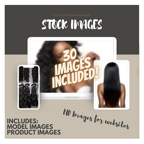Fully Loaded Stock Image Package