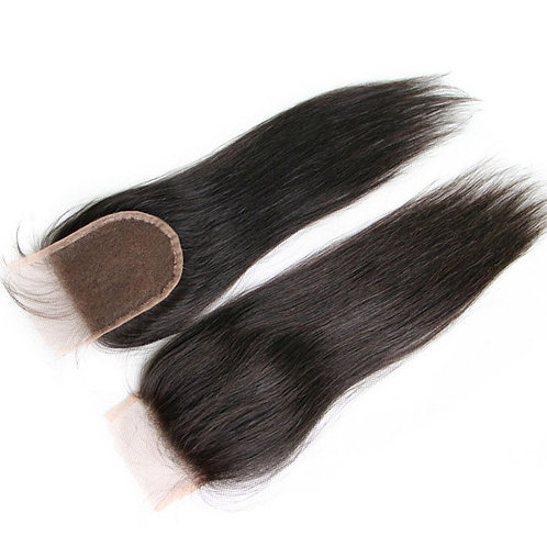 Brazilian Silky Straight Closure 4X4