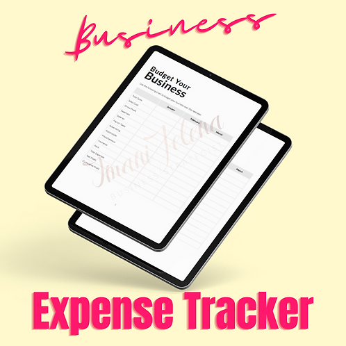 Business Expense Tracker