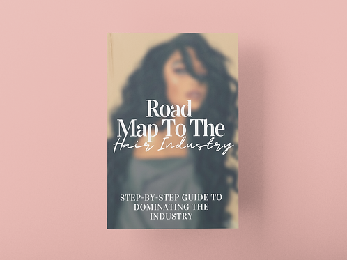 Road Map To The Hair Industry Ebook