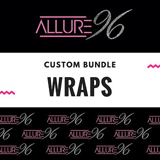 Custom Bundle Wraps (Wholesale)