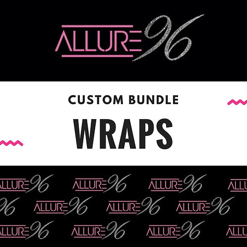Custom Bundle Wraps (Drop-shipping)