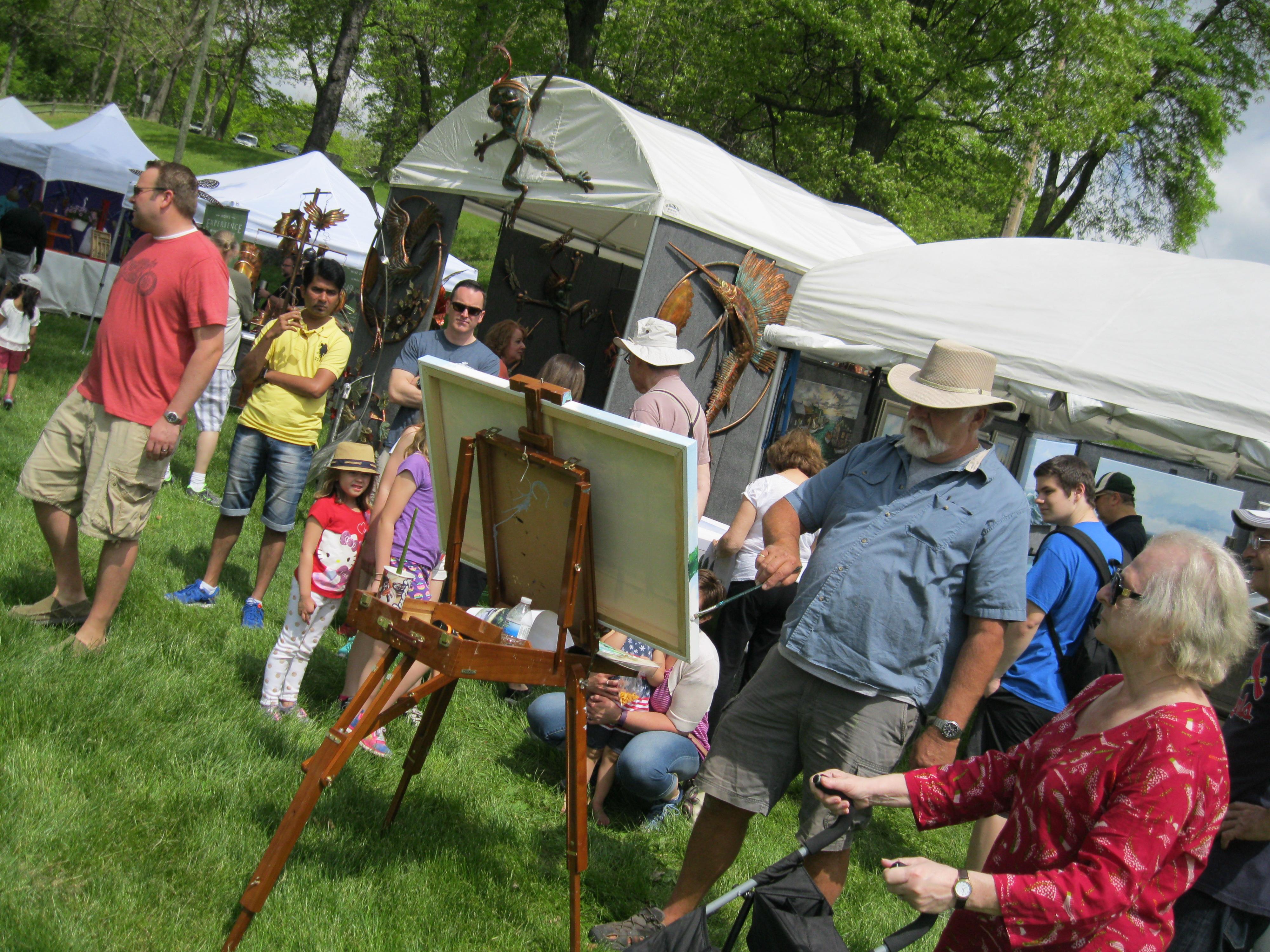 Kensington Art Fair • May 29-31, 2021