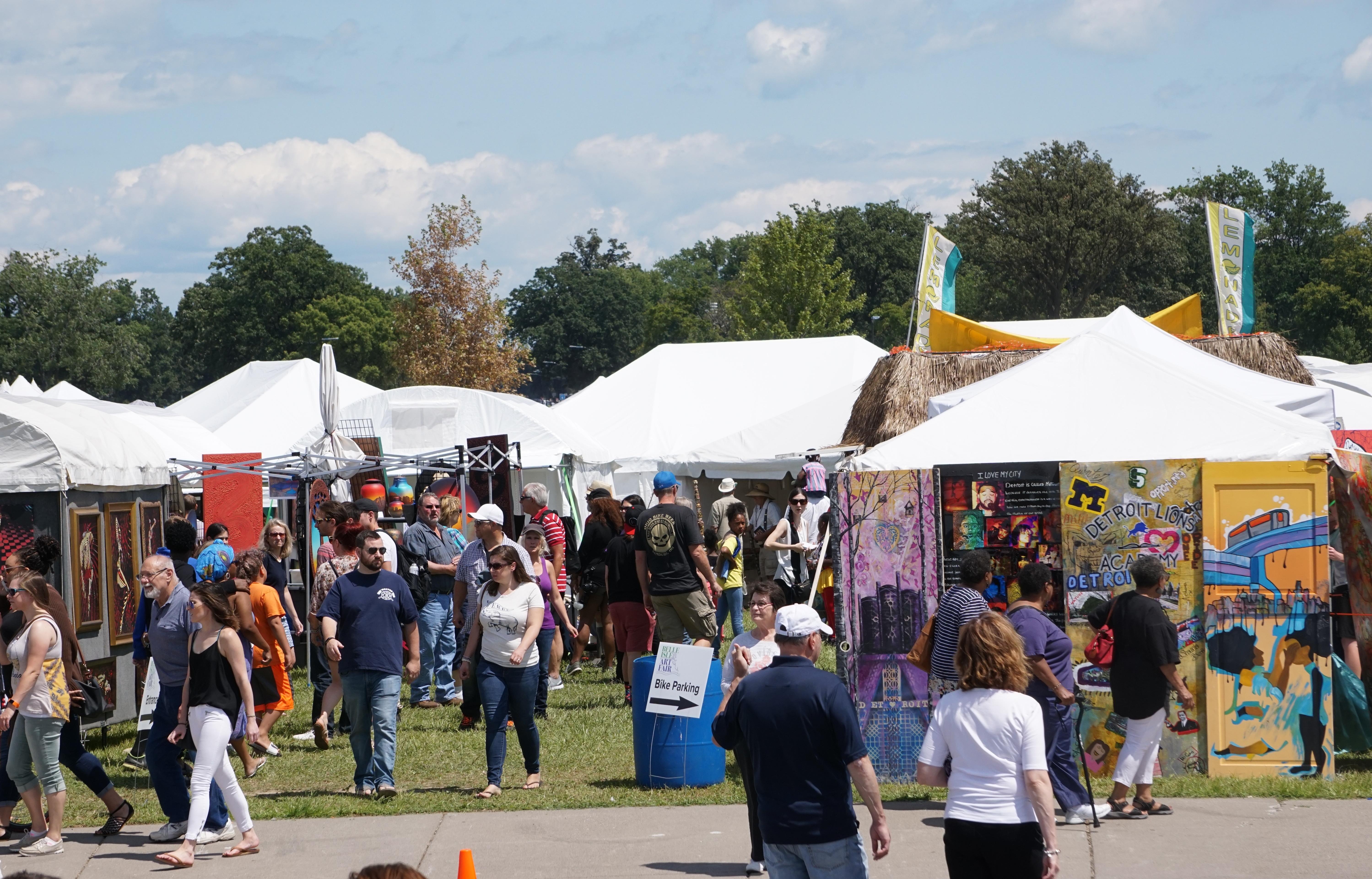 Belle Isle Art Fair • Aug. 7-8, 2021