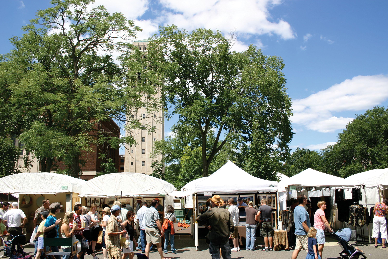 Ann Arbor Art Fair • July 15-18, 2021