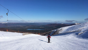 Perfect Snow on Cairngorm