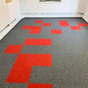 Poslovni prostor - tekstilna obloga