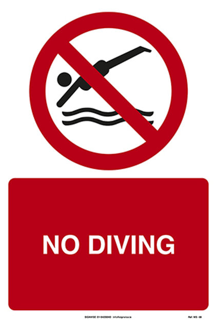 No Diving WS - 08