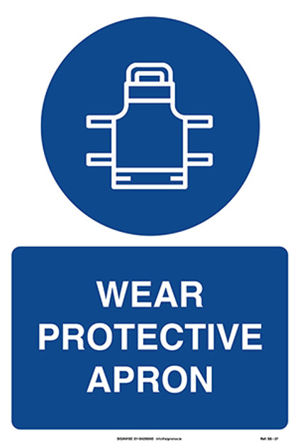 Wear Protective Apron SS - 27