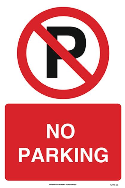 No Parking SS - 22