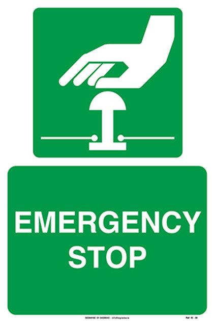 Emergency Stop IS - 39
