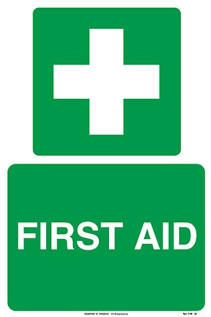 First Aid FHS - 36