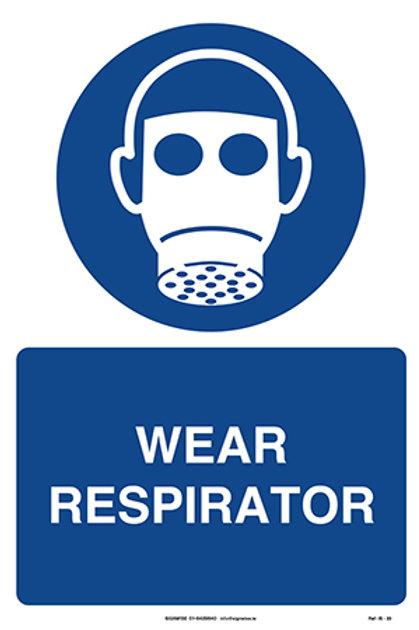 Wear Respirator IS - 30
