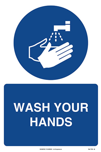 Wash Your Hands FHS - 32