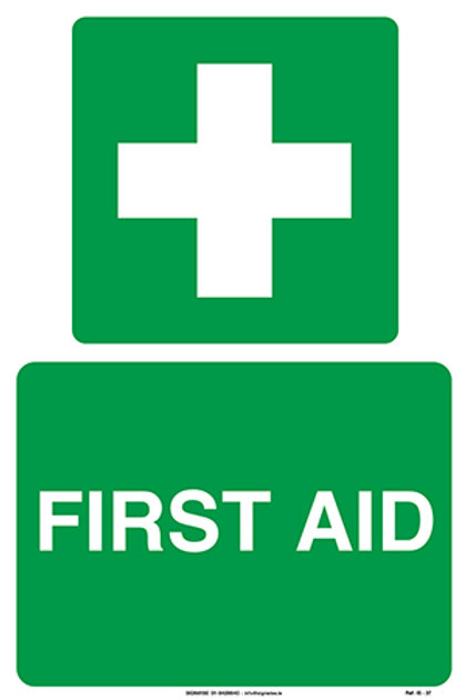 First Aid IS - 37