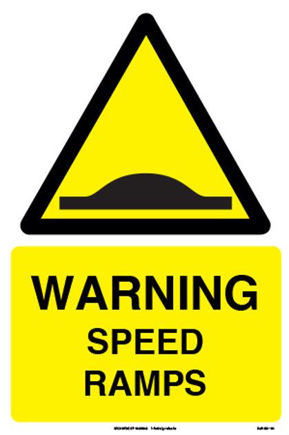 Warning Speed Ramps (SS-04)